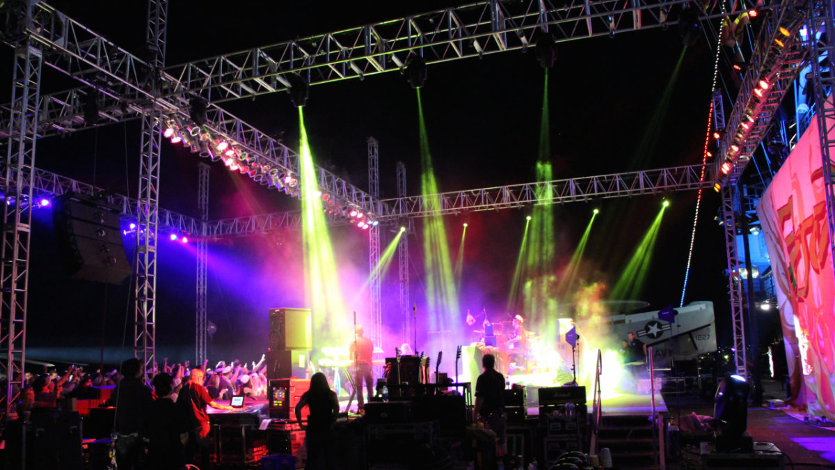 Live music events gallery event audio video lighting for Music entertainment