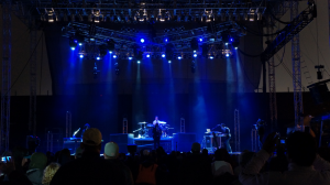live music event lighting